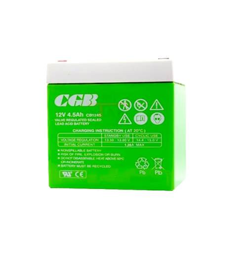 باطری ( باتری ) 4.5 آمپر CGB